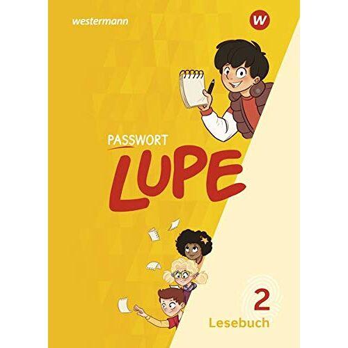 - PASSWORT LUPE - Lesebuch: Lesebuch 2 - Preis vom 18.04.2021 04:52:10 h