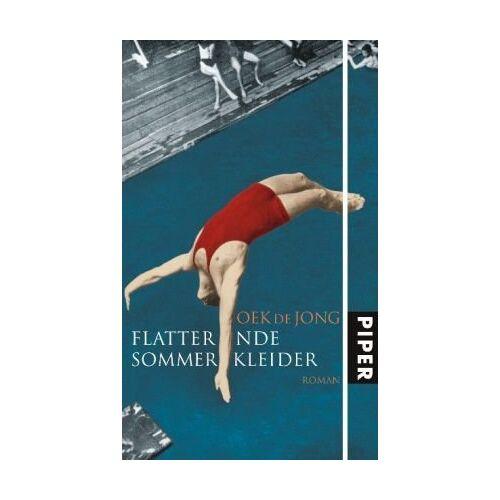 Jong, Oek de - Flatternde Sommerkleider: Roman - Preis vom 11.05.2021 04:49:30 h