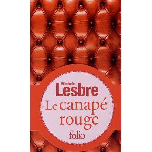 Michèle Lesbre - Le canape rouge - Preis vom 12.05.2021 04:50:50 h