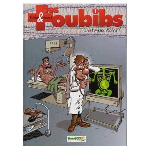 Jean-Loïc Bélom - Les Toubibs, Tome 1 : C'est grave, docteur ? - Preis vom 20.11.2020 05:59:10 h