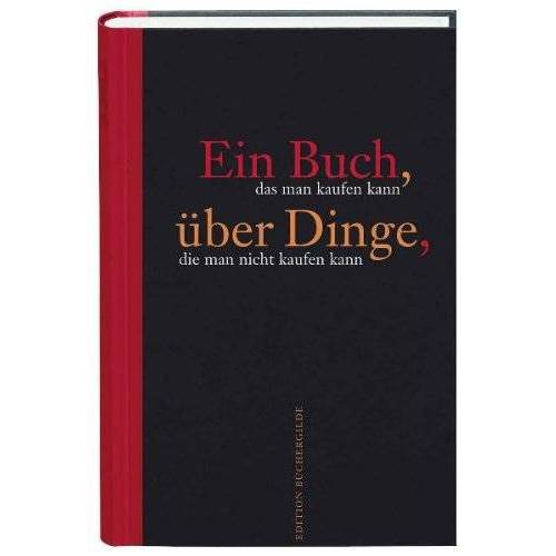 M. Prudens - Ein Buch, das man kaufen kann, über Dinge, die man nicht kaufen kann - Preis vom 15.04.2021 04:51:42 h