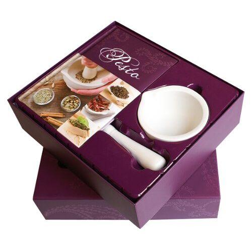 - Gourmet Set Pesto: Kochbuch mit Kräutermörser und Stößel - Preis vom 20.01.2021 06:06:08 h
