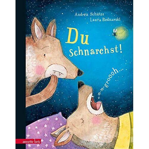 Andrea Schütze - Du schnarchst! - Preis vom 06.09.2020 04:54:28 h