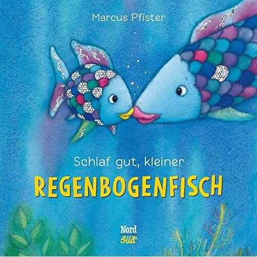 Marcus Pfister - Schlaf gut, kleiner Regenbogenfisch (Der Regenbogenfisch) - Preis vom 25.02.2021 06:08:03 h