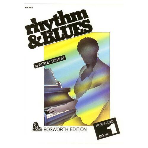 - Rhythm & Blues 1. Klavier - Preis vom 14.05.2021 04:51:20 h