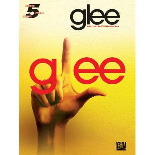 Various - Glee Five Finger Piano Songbook Bk - Preis vom 23.01.2021 06:00:26 h