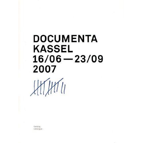 Ruth Noack - documenta 12 - Katalog: Catalogue (Documenta 12 Catalogue) - Preis vom 06.04.2020 04:59:29 h