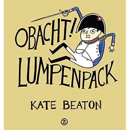 Kate Beaton - Obacht! Lumpenpack - Preis vom 17.01.2021 06:05:38 h