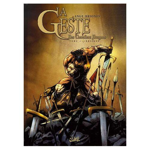 - La Geste des Chevaliers Dragons, Tome 4 : Brisken - Preis vom 10.05.2021 04:48:42 h