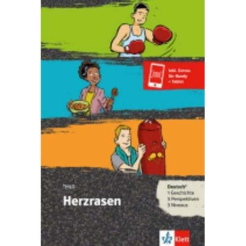 THiLO - Herzrasen: Deutsch als Fremd- und Zweitsprache. Buch + Online-Angebot - Preis vom 10.05.2021 04:48:42 h