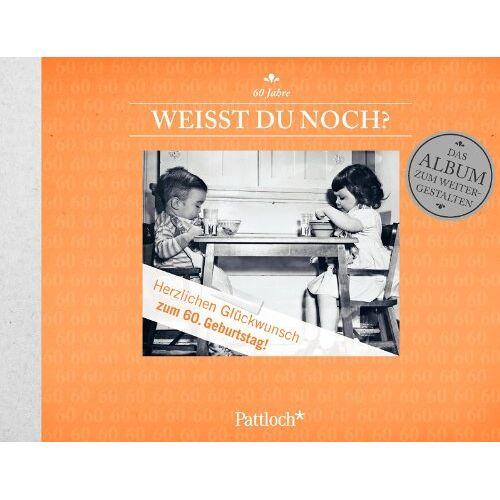 - Weißt du noch? 60. Geburtstag: Das Album zu deinem 60. Geburtstag - Preis vom 07.04.2021 04:49:18 h