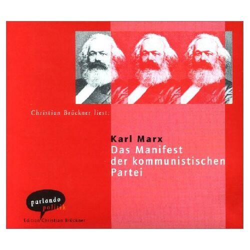 Karl Marx - Das Manifest der kommunistischen Partei - Preis vom 11.05.2021 04:49:30 h