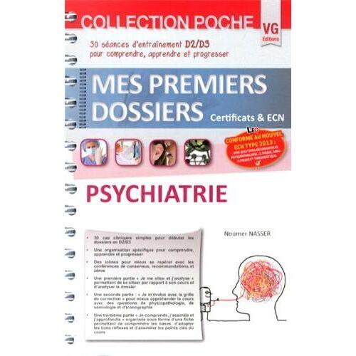 Noumer Nasser - Psychiatrie - Preis vom 12.05.2021 04:50:50 h