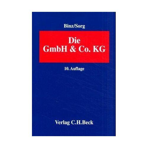 Binz, Mark K. - Die GmbH & Co. KG - Preis vom 06.09.2020 04:54:28 h