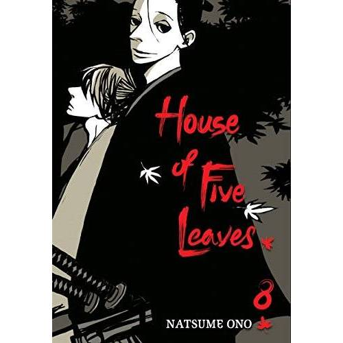 Natsume Ono - HOUSE OF FIVE LEAVES GN VOL 08 (C: 1-0-2) - Preis vom 11.05.2021 04:49:30 h
