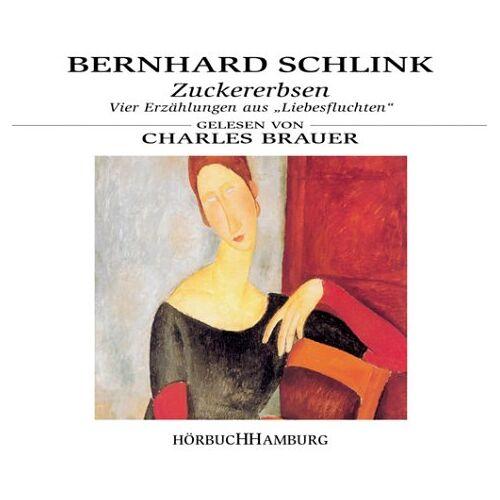 Bernhard Schlink - Zuckererbsen, 4 Audio-CDs - Preis vom 15.04.2021 04:51:42 h