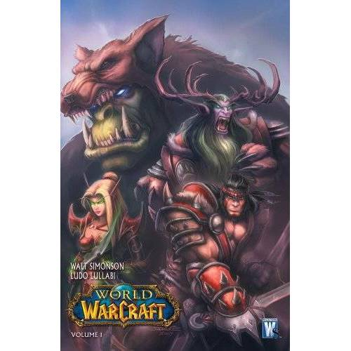 Walter Simonson - World of Warcraft (World of Warcraft World of Warcraft) - Preis vom 10.04.2021 04:53:14 h