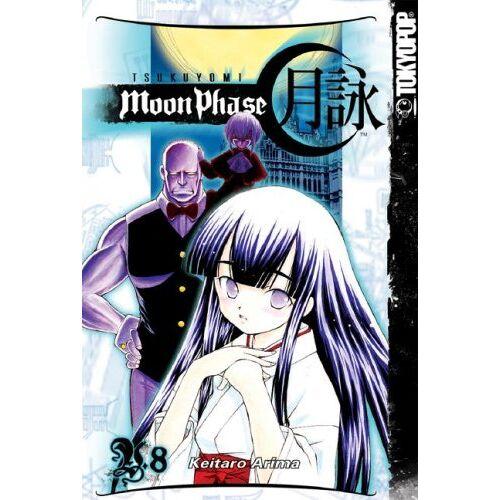 Keitaro Arima - Tsukuyomi: Moon Phase Volume 8 - Preis vom 15.04.2021 04:51:42 h
