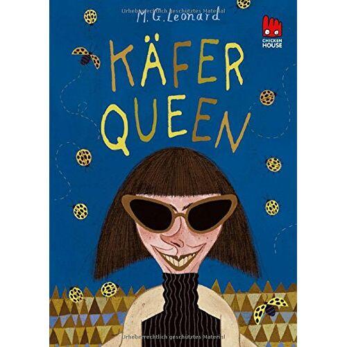 Leonard, M. G. - Käfer-Queen (Die Käfer-Saga 2) - Preis vom 20.10.2020 04:55:35 h