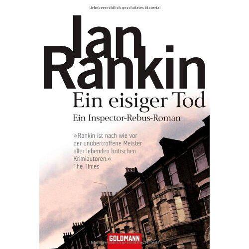 Ian Rankin - Ein eisiger Tod - Preis vom 24.01.2021 06:07:55 h