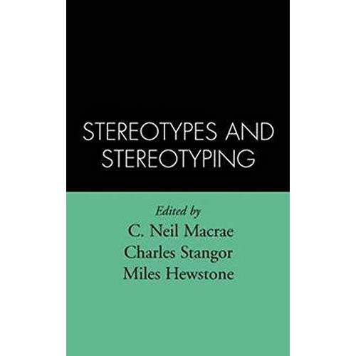 Macrae, C. Neil - Stereotypes and Stereotyping - Preis vom 06.05.2021 04:54:26 h