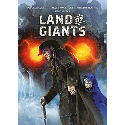 Jan Cronauer - Land of Giants: Bd. 1 - Preis vom 05.09.2020 04:49:05 h