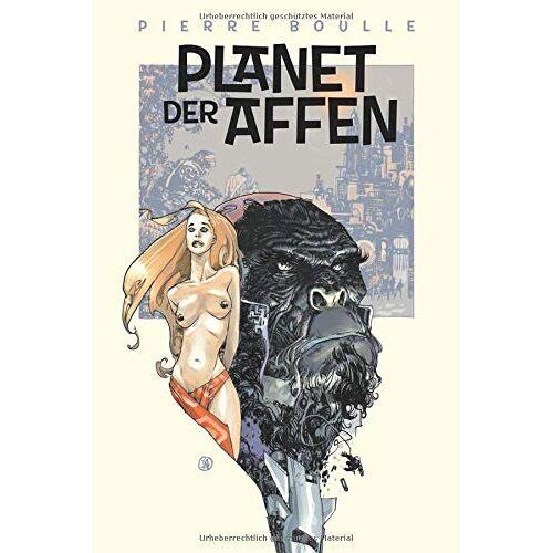 Pierre Boulle - Planet der Affen - Preis vom 17.04.2021 04:51:59 h