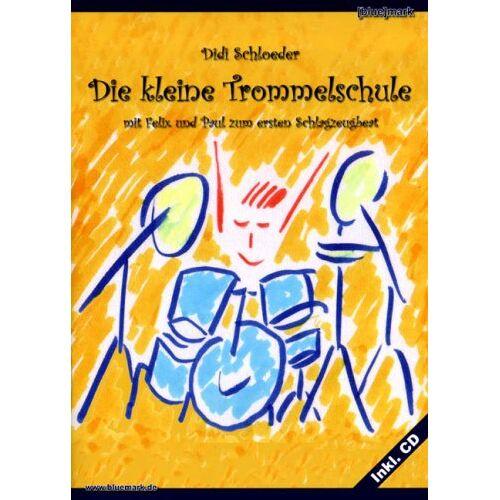 - Die Kleine Trommelschule 1. Schlagzeug - Preis vom 27.02.2021 06:04:24 h