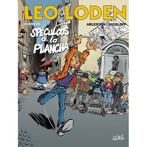 Christophe Arleston - Léo Loden, Tome 19 : Spéculoos à la plancha - Preis vom 20.10.2020 04:55:35 h
