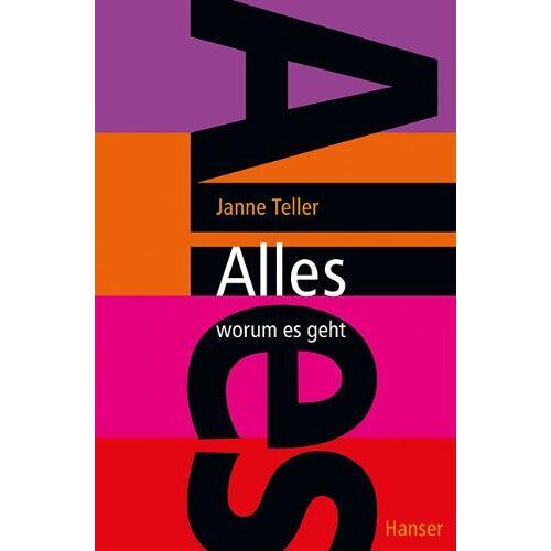Janne Teller - Alles - worum es geht - Preis vom 21.10.2020 04:49:09 h