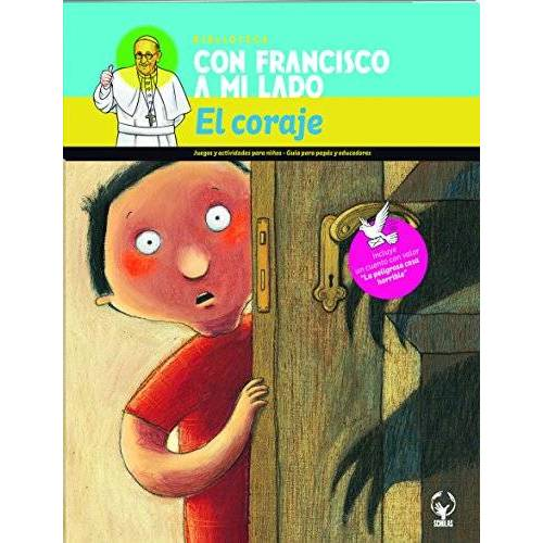 Scholas - El coraje / Courage: Con Francisco a Mi Lado - Preis vom 16.04.2021 04:54:32 h