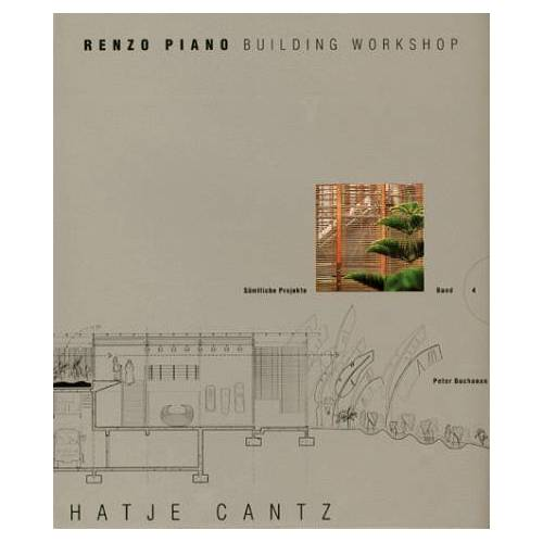 Renzo Piano - Renzo Piano Building Workshop, 4 Bde., Bd.4 - Preis vom 06.09.2020 04:54:28 h