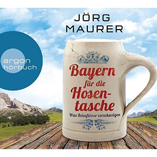 Jörg Maurer - Bayern für die Hosentasche - Preis vom 16.05.2021 04:43:40 h