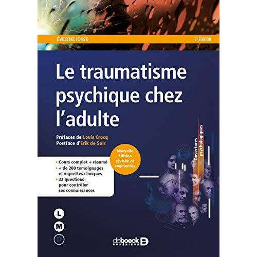 - Le traumatisme psychique chez l'adulte - Preis vom 10.05.2021 04:48:42 h