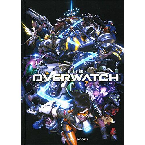 - Tout l'art d'Overwatch - Preis vom 27.02.2021 06:04:24 h