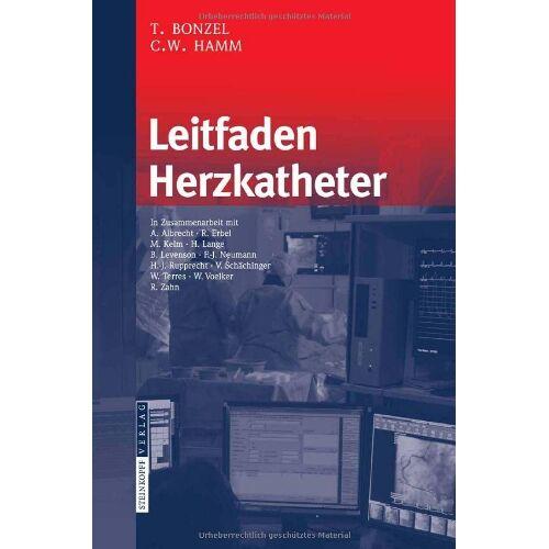 Tassilo Bonzel - Leitfaden Herzkatheter - Preis vom 07.05.2021 04:52:30 h
