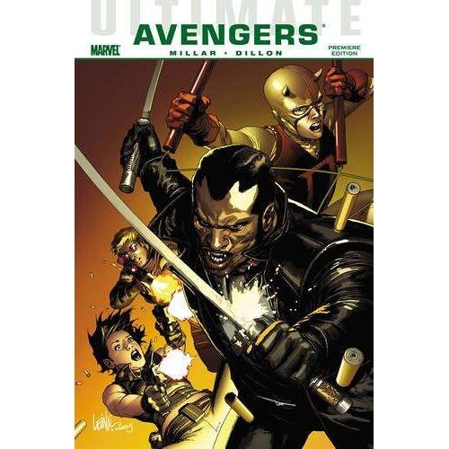 Mark Millar - Ultimate Comics Avengers: Blade Vs. the Avengers - Preis vom 26.03.2020 05:53:05 h