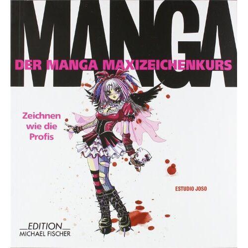 Estudio Joso - Der Manga Maxizeichenkurs: Zeichnen wie die Profis - Preis vom 19.09.2020 04:48:36 h