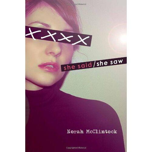 Norah McClintock - She Said/She Saw - Preis vom 21.10.2020 04:49:09 h