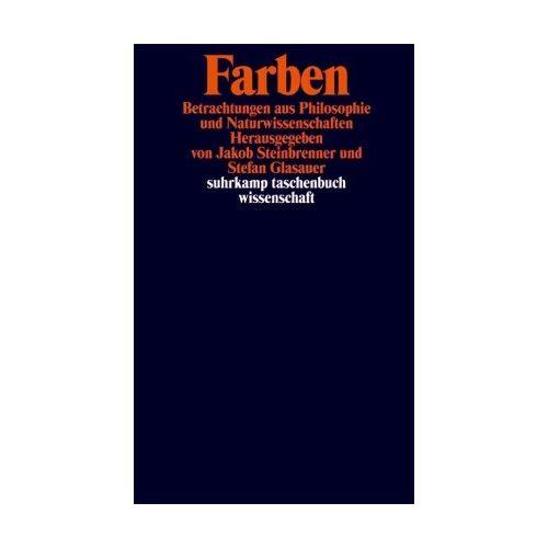 Jakob Steinbrenner - Farben - Preis vom 08.04.2021 04:50:19 h