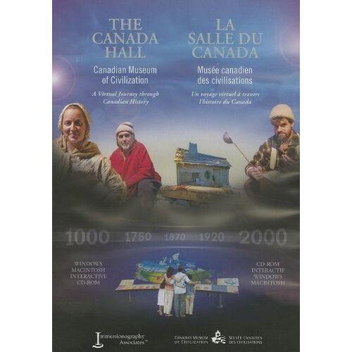 - The Canada Hall/La Salle Du Canada: A Virtual Journey Through Canadian History/Un Voyage Virtuel a Travers L'Histoire Du Canada - Preis vom 09.04.2021 04:50:04 h