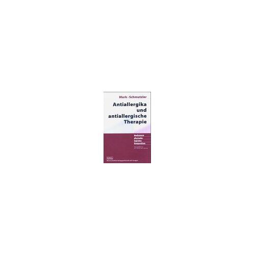Merk, Hans F. - Antiallergika und antiallergische Therapie - Preis vom 20.01.2021 06:06:08 h