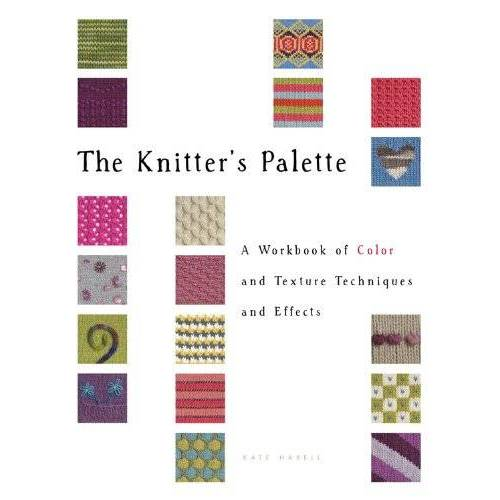 Kate Haxell - The Knitter's Palette - Preis vom 21.10.2020 04:49:09 h