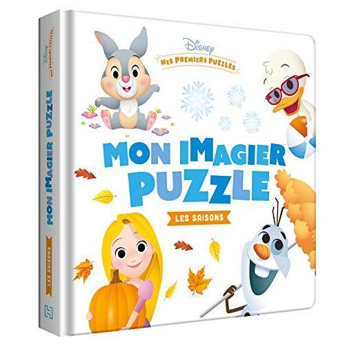 - DISNEY BABY - Mes Premiers Pas - Puzzles 4 pièces - Les saisons (Mes premiers pas - puzzle 4 pièces) - Preis vom 18.10.2020 04:52:00 h