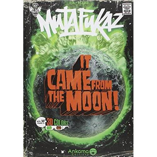 Run - Mutafukaz, tome 0 : It Came from the moon - Preis vom 14.04.2021 04:53:30 h