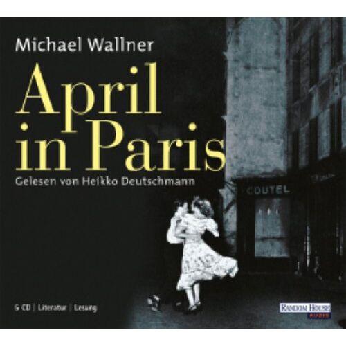 Michael Wallner - April in Paris. 5 CDs - Preis vom 04.09.2020 04:54:27 h