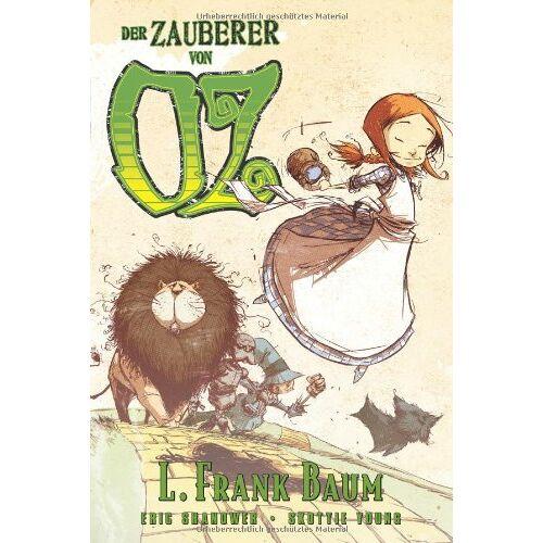 Baum, L. Frank - Der Zauberer von Oz, Bd. 1 - Preis vom 14.04.2021 04:53:30 h