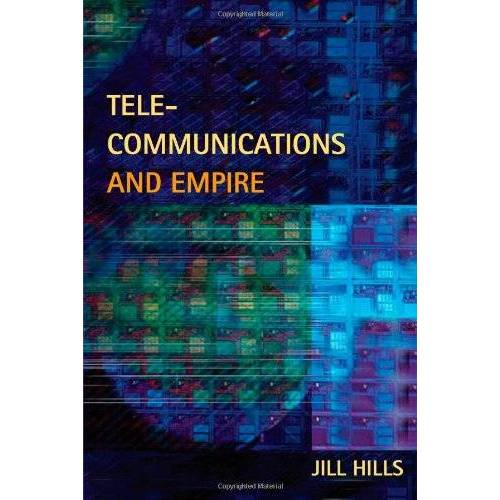 Jill Hills - Telecommunications and Empire (The History of Communication) - Preis vom 13.05.2021 04:51:36 h