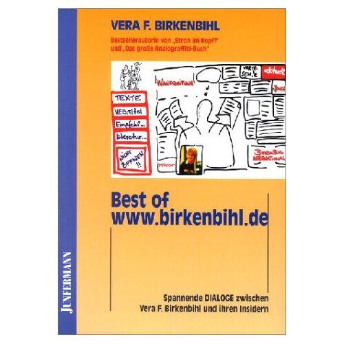 Birkenbihl, Vera F. - Best of www.birkenbihl.de - Preis vom 14.05.2021 04:51:20 h