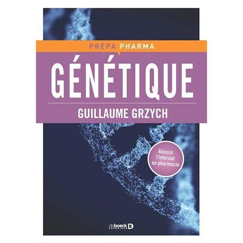 Guillaume Grzych - Génétique - Preis vom 20.10.2020 04:55:35 h